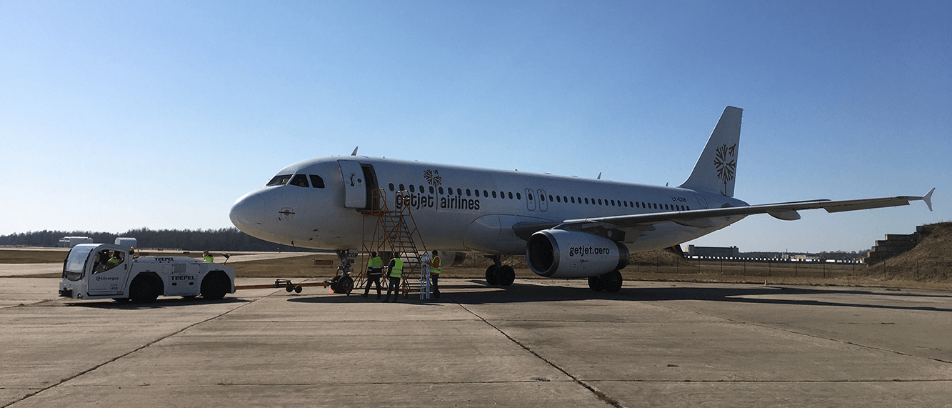 Silver-lining amid the COVID-19 crisis — Aviatic MRO welcomes its first clients